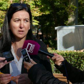"""Araceli de la Calle: """"El gobierno local debería haberse volcado con el nuevo POM desde el principio en vez de restarle importancia al problema"""""""