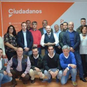 Cs Toledo constituye su Comité Provincial