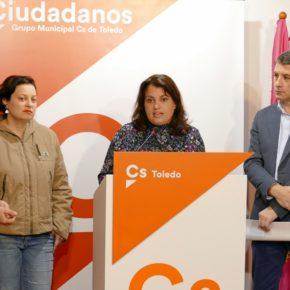 """Esteban Paños: """"Desde Cs, proponemos una contundente batería de propuestas para garantizar un buen servicio de autobús urbano en Azucaica """""""