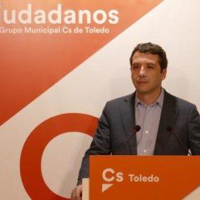 """Esteban Paños: """"PSOE y Ganemos llegan tarde a las demandas vecinales y a los presupuestos cuando Toledo no tiene tiempo que perder"""""""