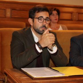 """Luis Martín: """"Si seguimos con la política de las cosas a medio hacer no solo corremos el riesgo de despilfarrar dinero público, sino que perdemos oportunidades para el territorio en términos turísticos y socioeconómicos"""""""