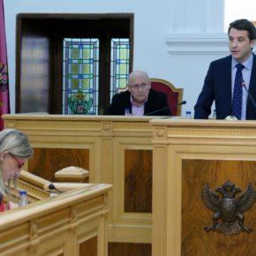 """Esteban Paños: """"Cs dice no a los presupuestos de PSOE y Ganemos porque quiere decir sí a los ciudadanos de Toledo"""""""