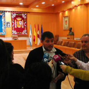 """Carlos Alberto Martín: """"La transparencia y la ética deben de ser dos elementos esenciales en los representantes políticos"""""""