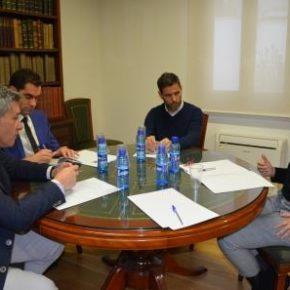 El Ilustre Colegio de Médicos de Toledo traslada a Cs Toledo la situación de la sanidad en la provincia