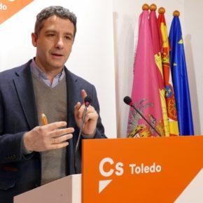 Ciudadanos reclama al Pleno nuevas pistas de skate en Toledo y mejoras en la plaza de Reino Unido