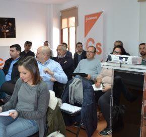 """El Comité Provincial de Ciudadanos en Toledo establece su objetivo para 2018 en consolidar su proyecto de """"política útil"""""""