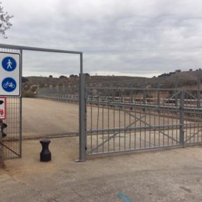 """Esteban Paños: """"Abrir el puente de Buenavista-Tres Culturas no sirve si no lo hacemos accesible para todos los toledanos"""""""