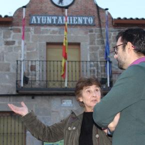 """Luis Martín: """"Desde el grupo provincial de Cs trabajamos para que aquellas iniciativas que necesitan el apoyo de la  Diputación  se conviertan en realidad"""""""