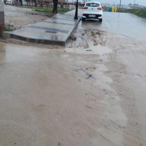 Cs Carranque solicita al Ayuntamiento respuestas ante los graves defectos de ejecución en las obras de la calle Pradillo