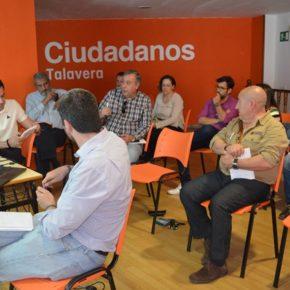 El Comité provincial en Toledo apuesta por consolidar las expectativas en contacto directo con los ciudadanos