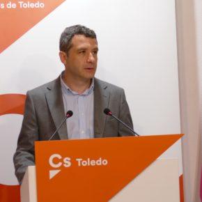 Cs propone convocar los premios Toledo, mujer y deporte para visibilizar la práctica deportiva femenina y generar referentes para el deporte base de la ciudad