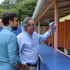 """El Diputado Provincial, Luis Martín Carrasco, muestra su apoyo al campo de tiro """"La Bastida"""" y su apuesta por el mantenimiento del centro y la diversidad de deportes en nuestra provincia"""
