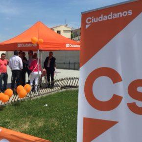 Cs Torrijos, Cs El Viso de San Juan y Cs Ontígola instalan carpas informativas para recoger las inquietudes y demandas de los ciudadanos