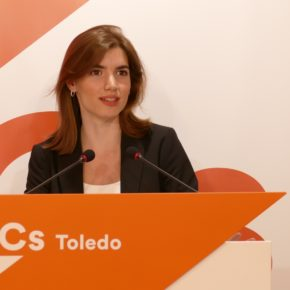 """Isabel M. de Eugenio: """"la legislatura está marcada por la incoherencia de un gobierno local que rechaza poner en marcha iniciativas para que Toledo avance"""""""
