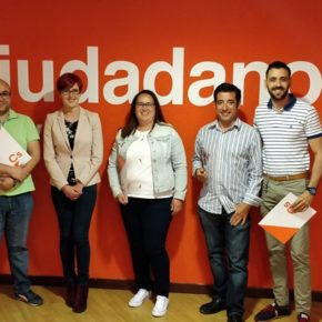 Ciudadanos (Cs) constituye un grupo local en Velada
