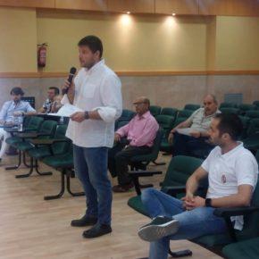 Cs Talavera solicita al Ayuntamiento mejoras y un nuevo parque infantil en el Barrio de Puerta de Cuartos