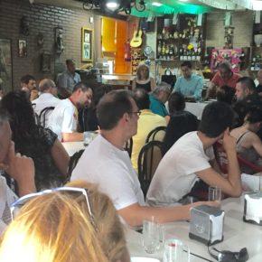 Cs Yeles celebra su primer Café Ciudadano sobre Seguridad ciudadana y ocupación ilegal de vivienda