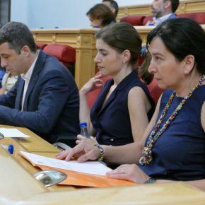 """Esteban Paños: """"El gobierno local ha dejado fuera del paquete de inversiones muchos acuerdos de Pleno aún pendientes de ejecutar"""""""