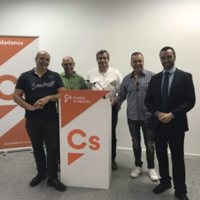 Ciudadanos Toledo da un paso más en su implantación con la creación de grupo local de Argés