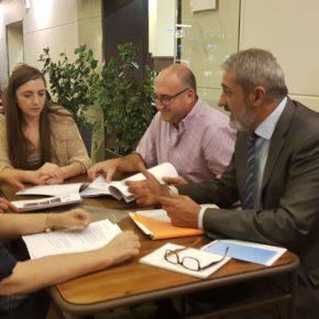 Ciudadanos Yeles demanda soluciones para los vecinos de la Urbanización Pradillos I