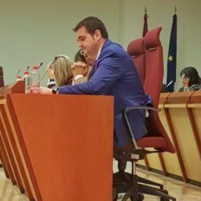 """Raúl Casla: """"El Ayuntamiento debe proponer incentivos fiscales y hacer de intermediario para favorecer el alquiler social de las viviendas desocupadas a personas con menos recursos"""""""