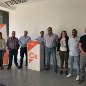 Cs Mocejón trabajará como nuevo grupo local en el proyecto de Ciudadanos en Toledo y para el municipio