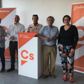 Constituido el Grupo Local de Ciudadanos (Cs) en Torrijos
