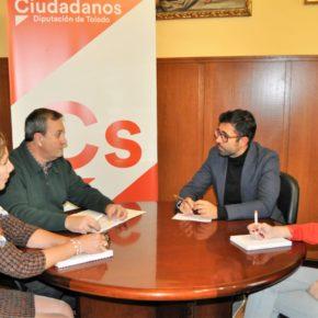 """Luis Martín: """"Es necesario poner a Talavera en el centro de las inversiones de una vez por todas"""""""