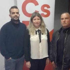 Ciudadanos Toledo sigue creciendo con dos nuevos grupos locales en los municipios de Pepino y Calera y Chozas