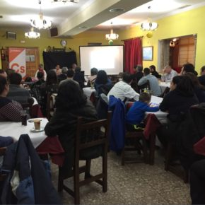 Cs Yeles celebra su segundo Café Ciudadano sobre Accesibilidad universal y movilidad urbana