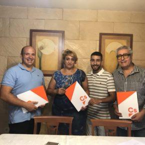 Constituido el nuevo Grupo Local de Ciudadanos en Numancia de la Sagra