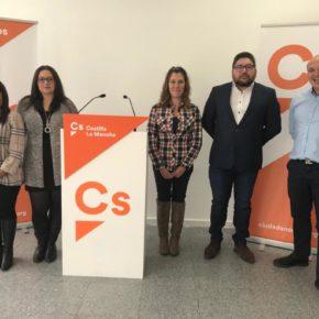 Ciudadanos sigue creciendo en Toledo con la constitución de los grupos locales de Pantoja y Valmojado