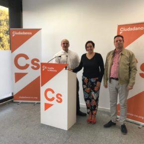 Constituido el nuevo Grupo Local de Ciudadanos en Las Ventas de Retamosa