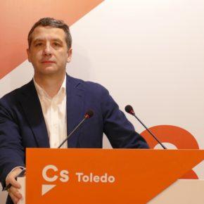 """Esteban Paños: """"los presupuestos de PSOE y Ganemos para 2019 olvidan importantes acuerdos y no proyectan cambios de calado para que Toledo avance en materias como fiscalidad o el medio ambiente"""""""