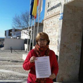 Cs Esquivias reclama al Ayuntamiento el acceso a la información pública en el sitio web municipal en cumplimiento de la Ley de Transparencia