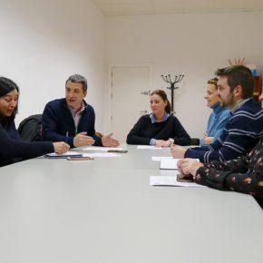 """Esteban Paños: """"los vecinos de Valparaíso, La Legua y Vistahermosa merecen recibir el mismo trato, atención y oportunidades que el gobierno da a otros barrio de Toledo"""""""