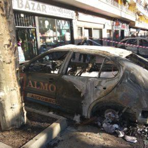 Cs Valmojado reclama soluciones al equipo de Gobierno ante el incremento de actos vandálicos