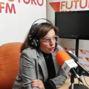 """Begoña Molina: """"Denunciamos el sobrecoste de la escuela municipal para garantizar sus sostenibilidad. Nunca hemos cuestionado la profesionalidad de las trabajadoras"""""""