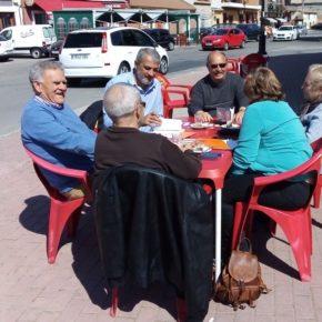Ciudadanos (Cs) Yeles se reúne con la Asociación de Pensionistas y Jubilados