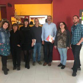 Cs Yeles se reúne con la Asociación de Vecinos del municipio