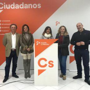 Ciudadanos constituye un nuevo grupo local en Yunclillos
