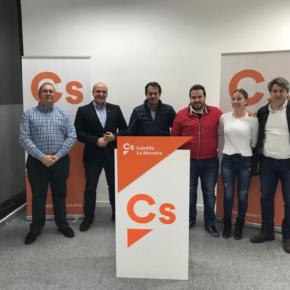 Ciudadanos constituye su nuevo grupo local en Villafranca de los Caballeros