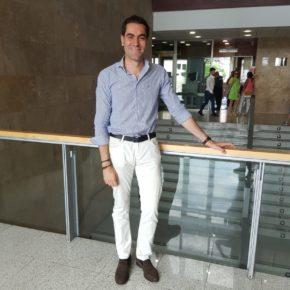 Julio Comendador será el representante de Cs Toledo en la Diputación Provincial