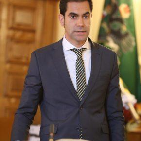"""Julio Comendador: """"Vengo a ser los ojos y los oídos de los habitantes de la provincia de Toledo que saben que la Diputación existe, y quieren saber para qué"""""""