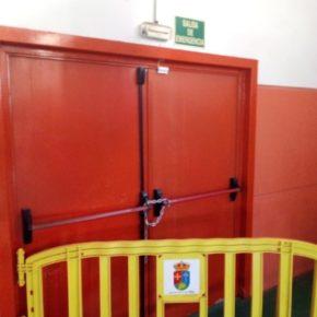 Cs Yeles denuncia deficiencias en los sistemas de seguridad en el polideportivo municipal