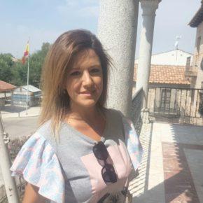 La alcaldesa de Ciudadanos en Yunclillos fija los objetivos de su gobierno en la mejora de servicios y espacios municipales