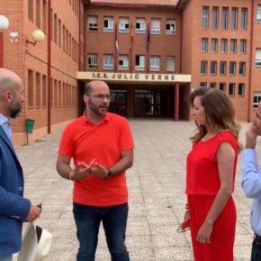 Ciudadanos Bargas apuesta por garantizar el transporte escolar para los alumnos bargueños que acudan al IES Julio Verne