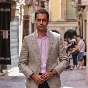 El diputado provincial, Julio Comendador, alerta sobre el aumento del paro en Toledo, que se ceba en mujeres y jóvenes