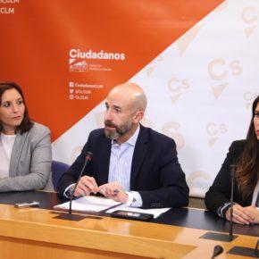 Concejales de Cs Seseña presentan en las Cortes Regionales la enmienda para construir un Centro de Especialidades