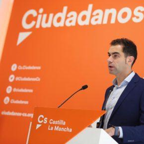 Cs Toledo llevará al pleno de la Diputación una propuesta para que las bolsas de trabajo urgentes se doten de mayor transparencia